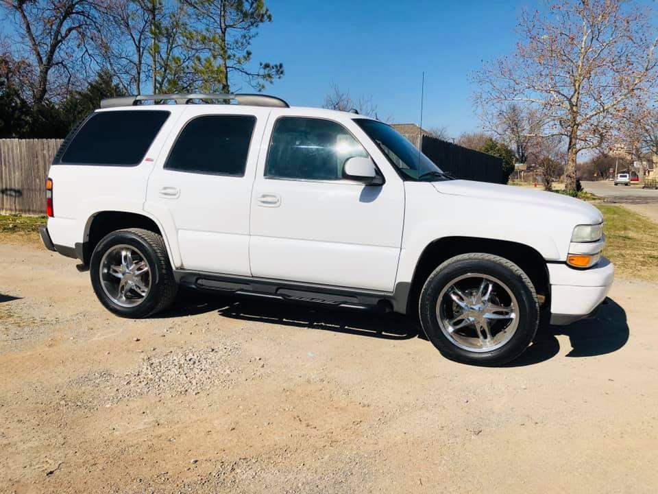 2005 Chevrolet Tahoe Z71  $6,550