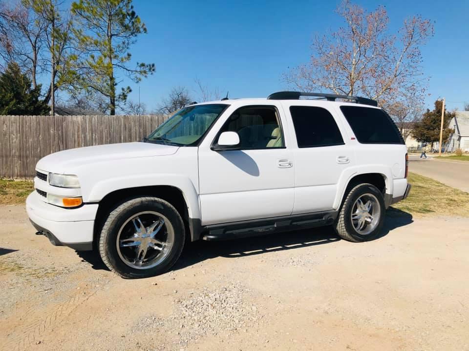 2005 Chevrolet Tahoe Z71  $6,950