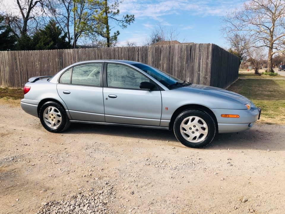 2002 Saturn SL  $2,500