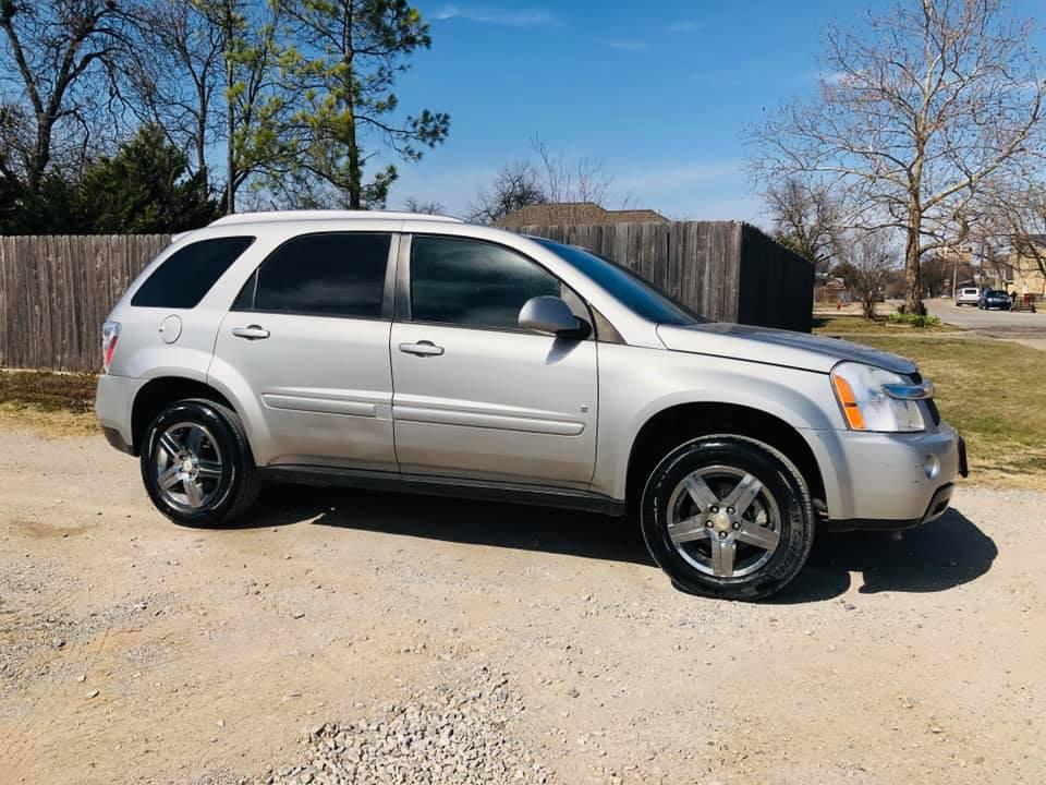 2008 Chevrolet Equinox LT  $5,500