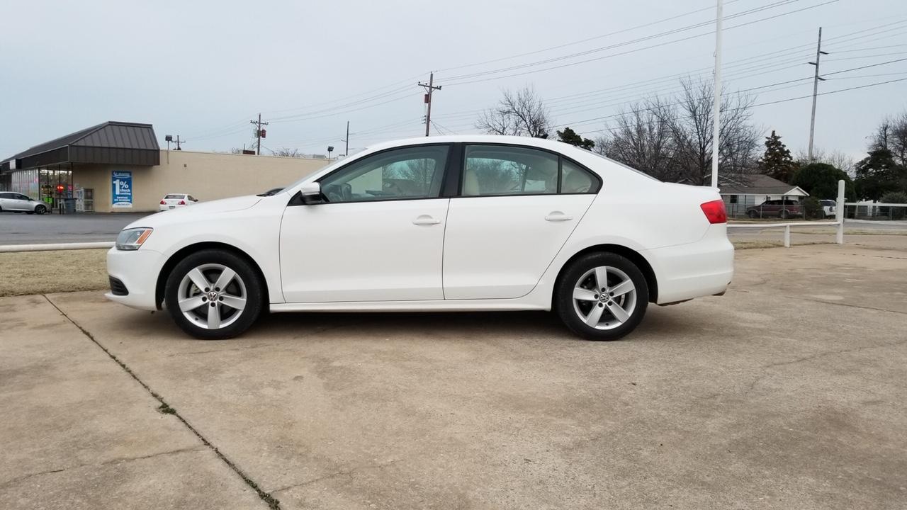 2012 Volkswagen Jetta TDI  $6,950